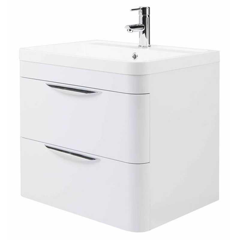PARADE 600 WALL HUNG 2 DRAWER BASIN & CABINET