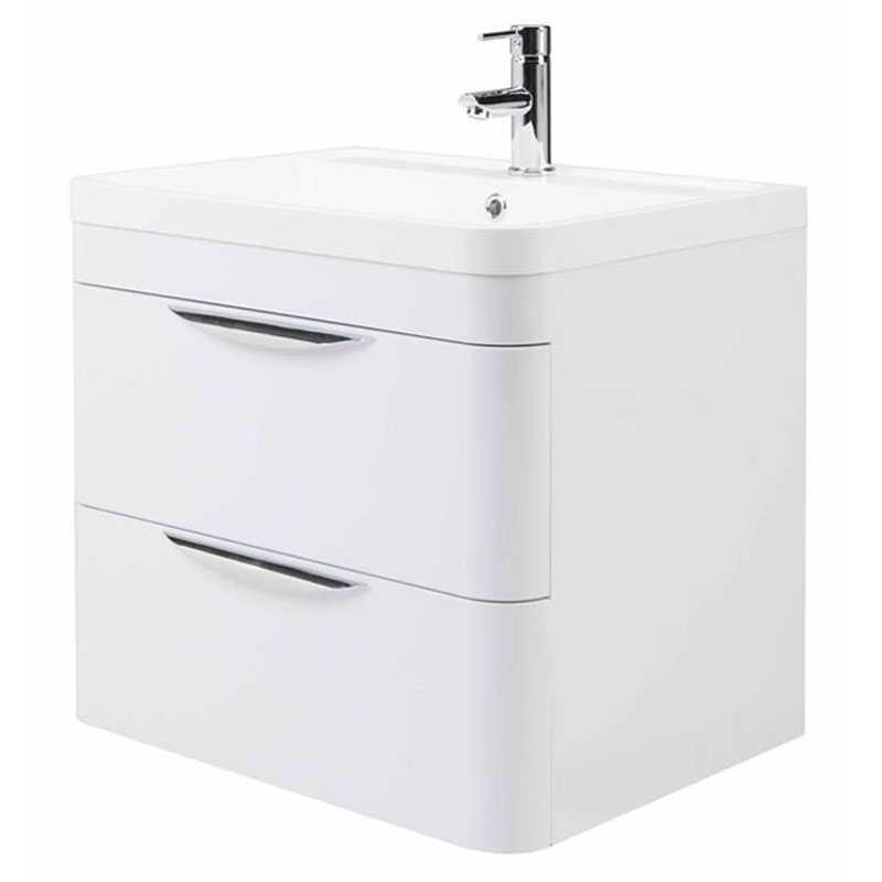 PARADE 800 WALL HUNG 2 DRAWER BASIN & CABINET