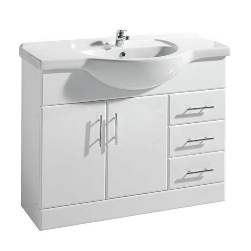 New Ecco 1050 Basin Unit Buy Online At Bathroom City