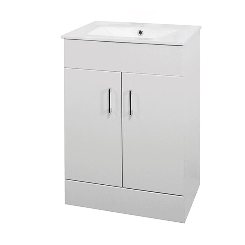 MERCURY 600mm BASIN UNIT