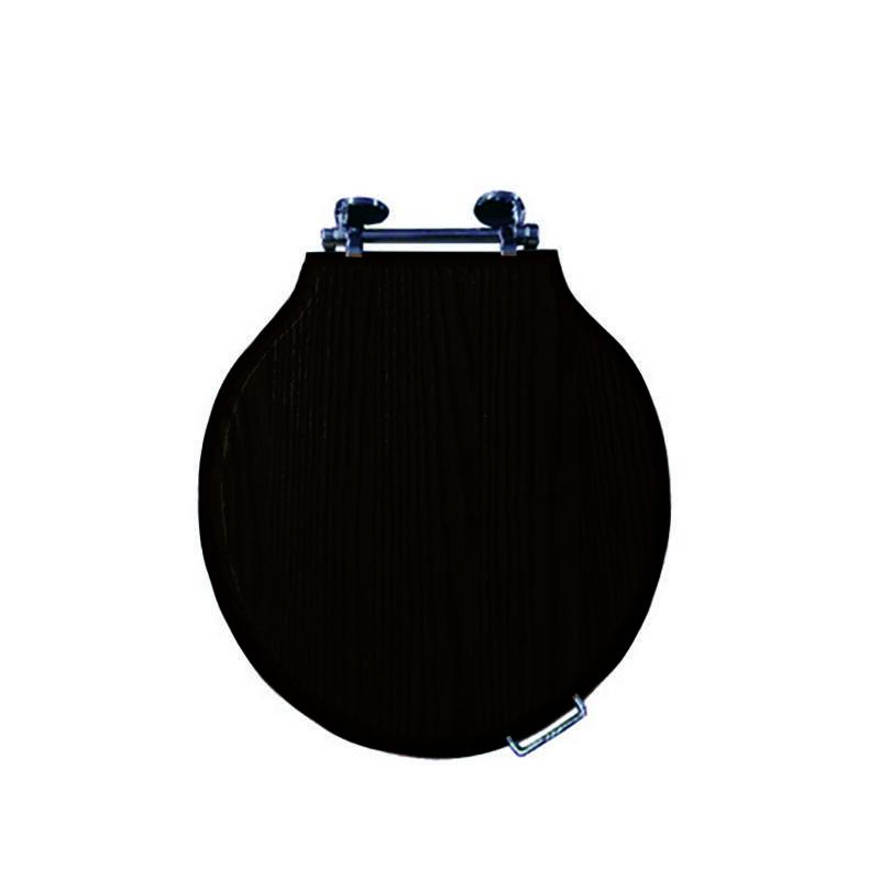 ETO S/CLOSE SEAT WENGE CP IBC