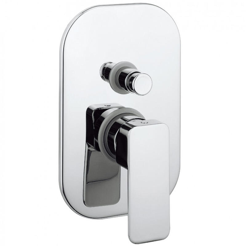 ATOLL Manual Shower Valve with Diverter