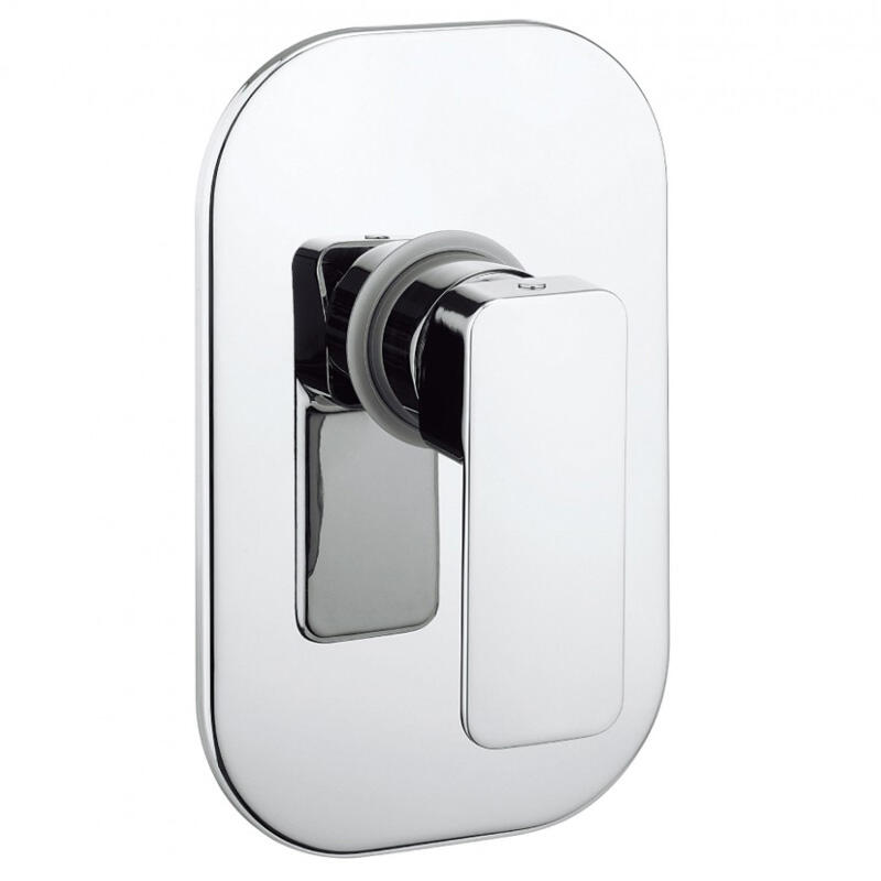 ATOLL Manual Shower Valve recessed