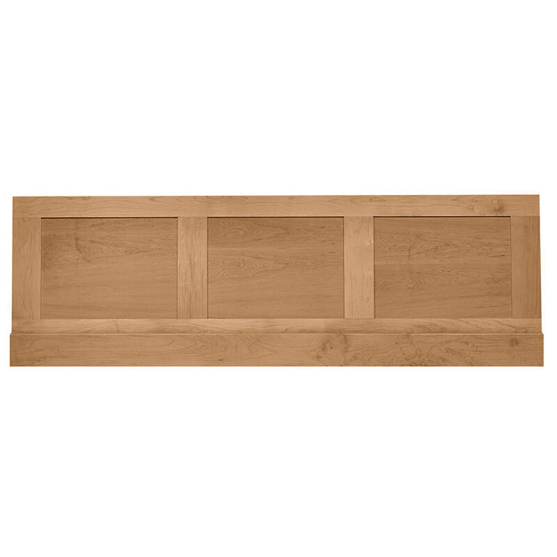BARR/SHAKER/THURL 1700 F/P NATURAL OAK