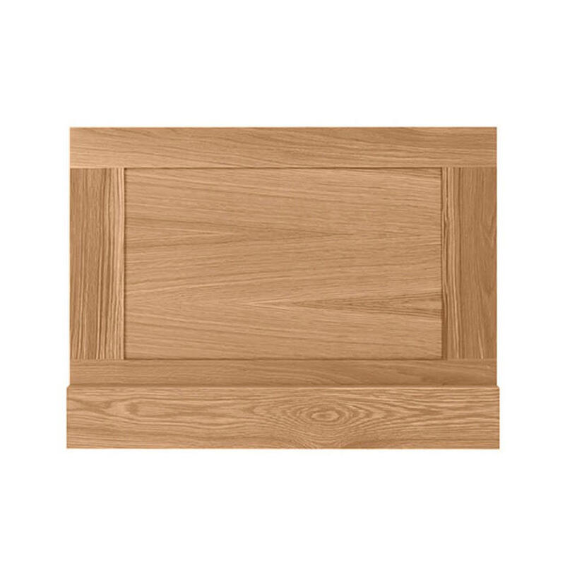 BARR / SHAKER 730 E/PANEL NATURAL OAK