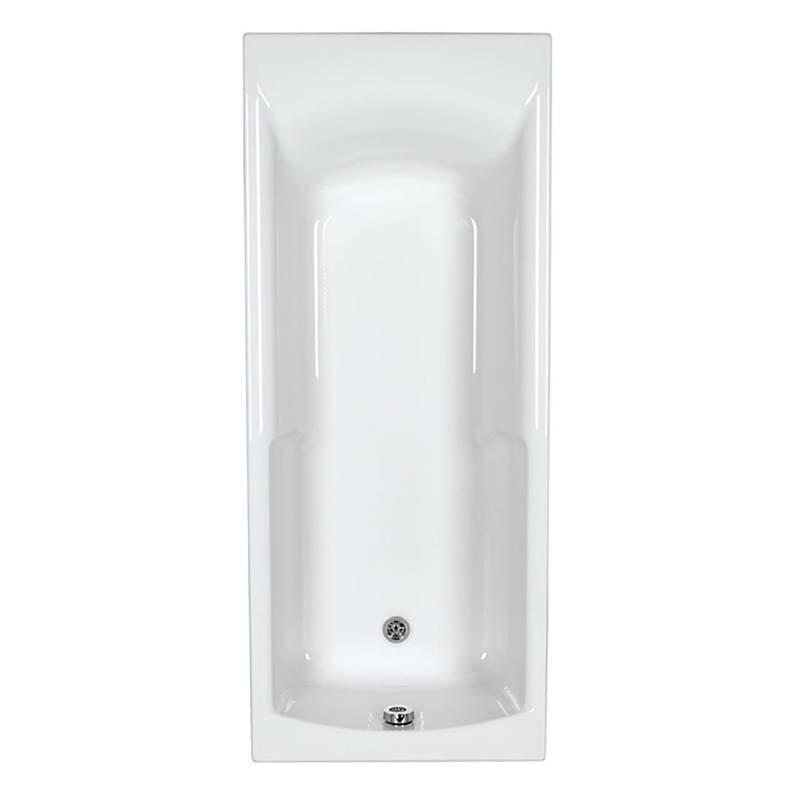 Axis 1600 x 700 plain 5mm White