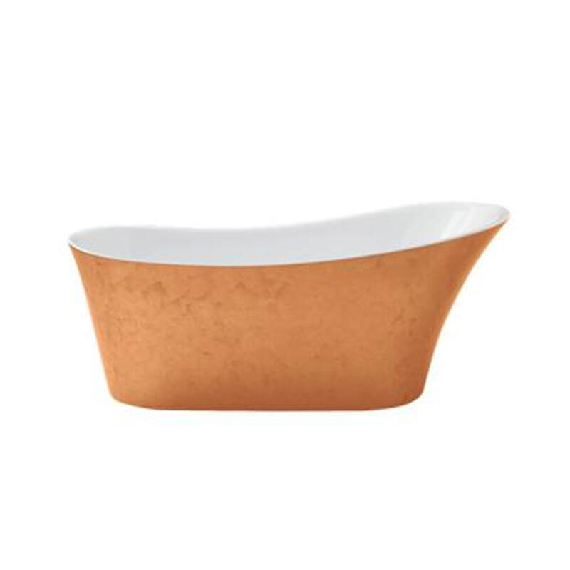 Holywell FS Bath Copper Effect