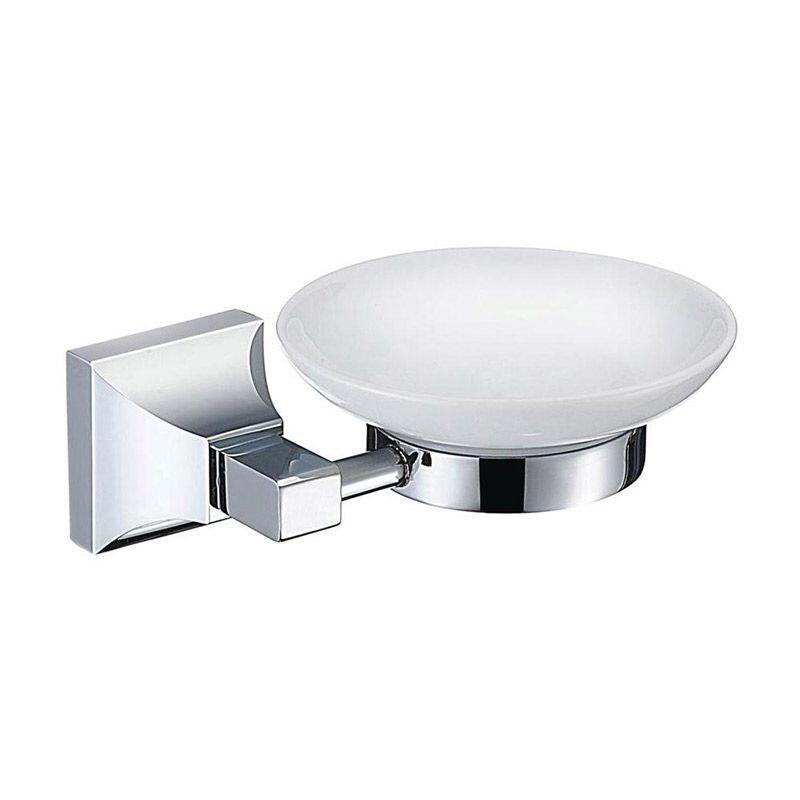 Chancery Soap Dish Chrome