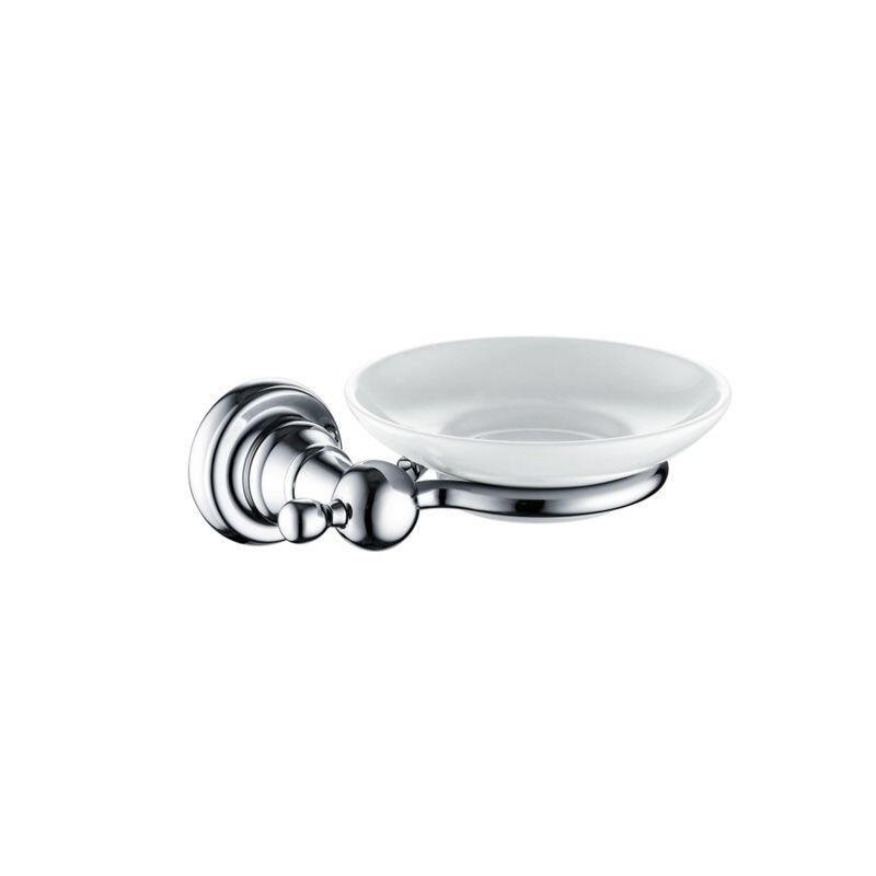 Holborn Soap Dish Chrome