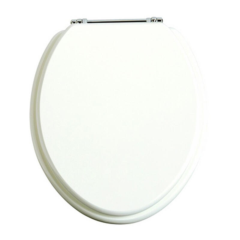 Traditional White Gloss Seat standard