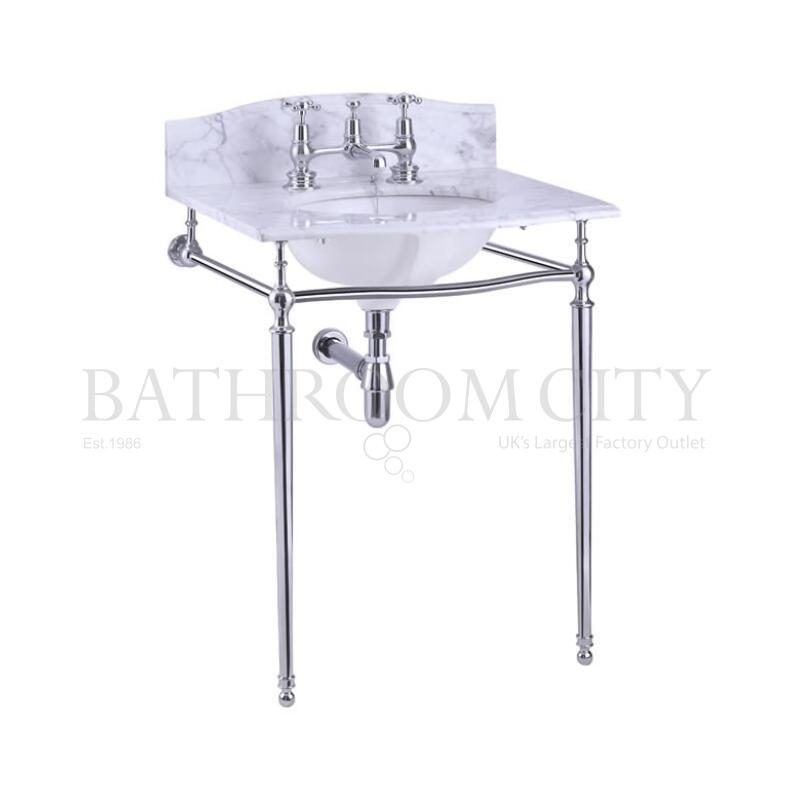 Georgian Marble washstand and basin 1TH standard with Splash backs