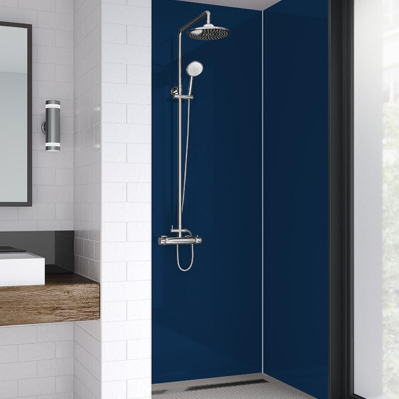 Wetwall Shower Panels Acrylic Starry Night | Buy Online at ...