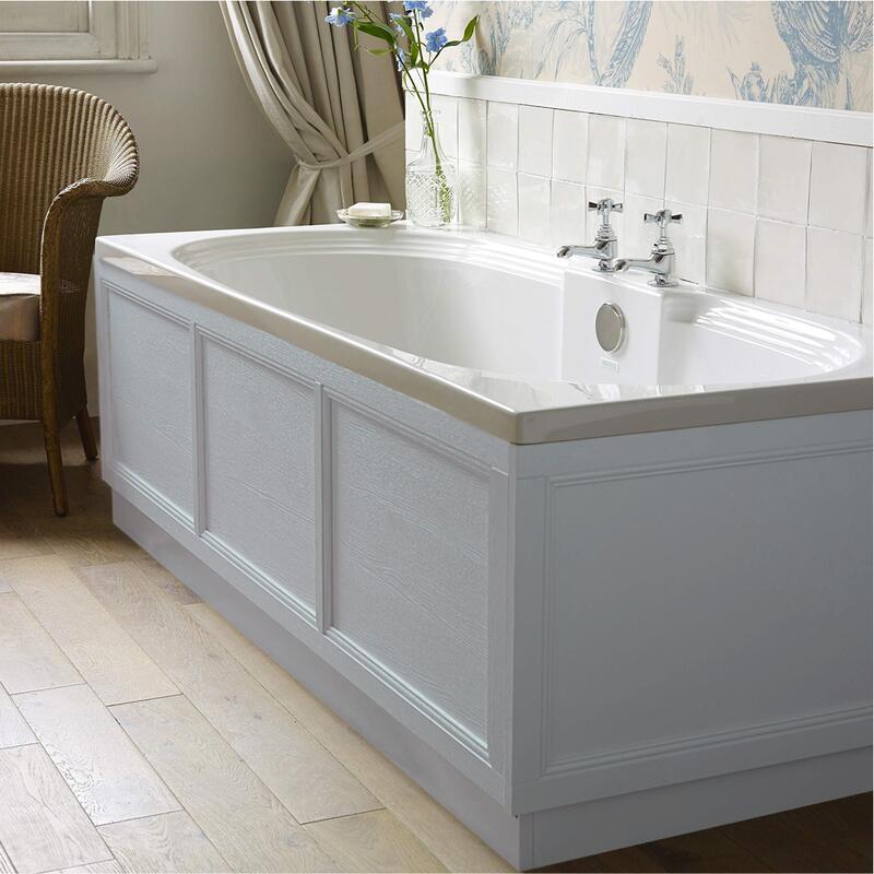 Old England Bath End Panel (700mm)