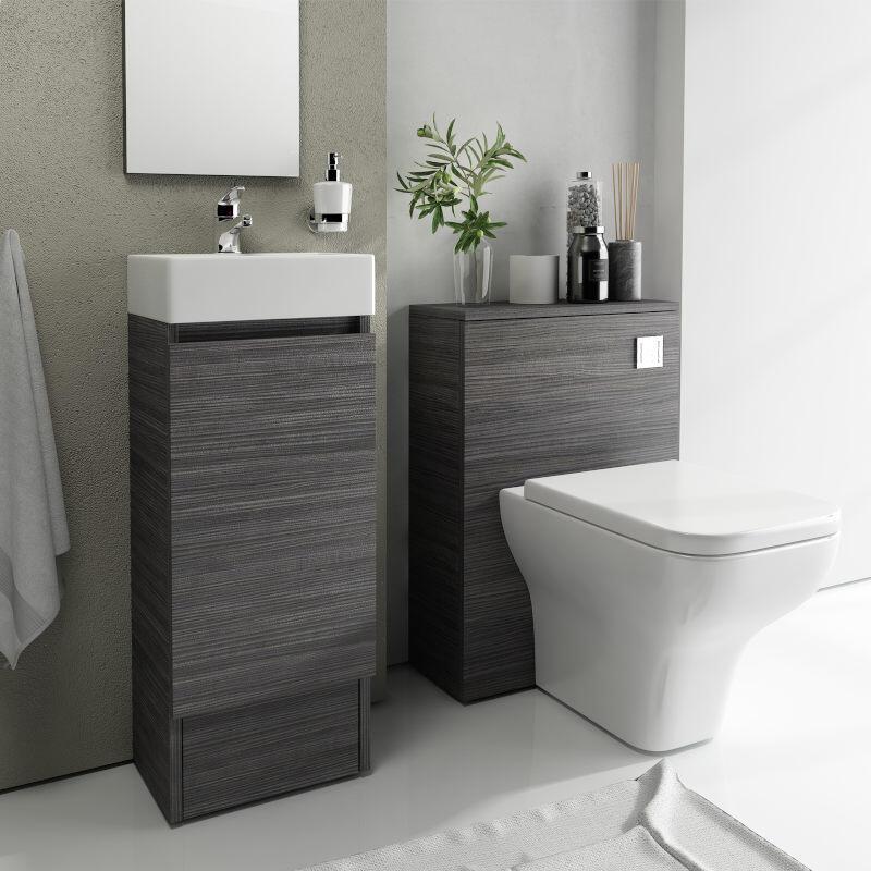 Suite: Vanity Unit, Basin & BTW Unit