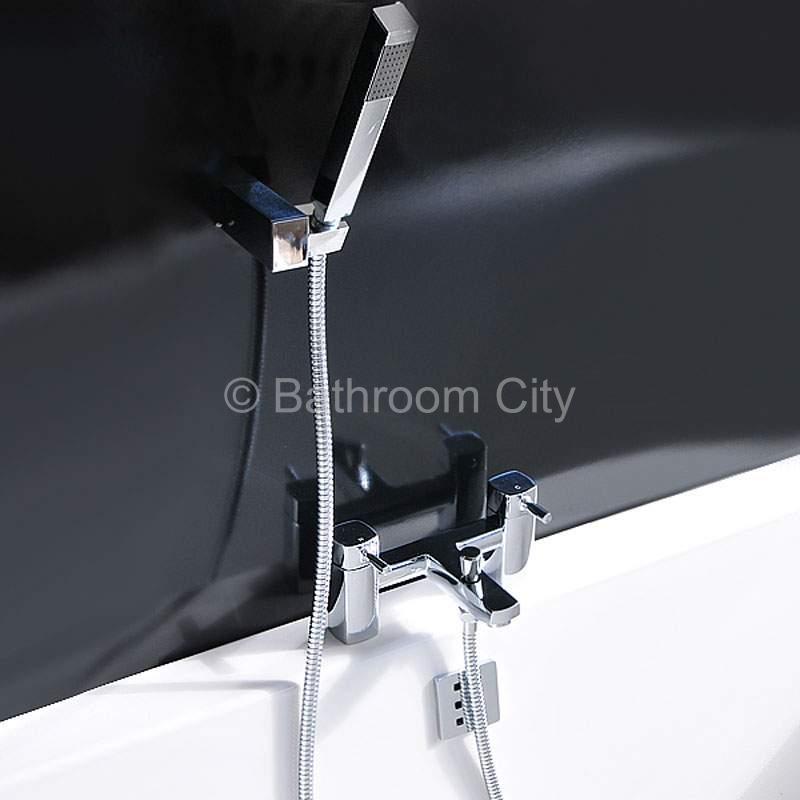 Concept Chrome Bath Shower Mixer Tap
