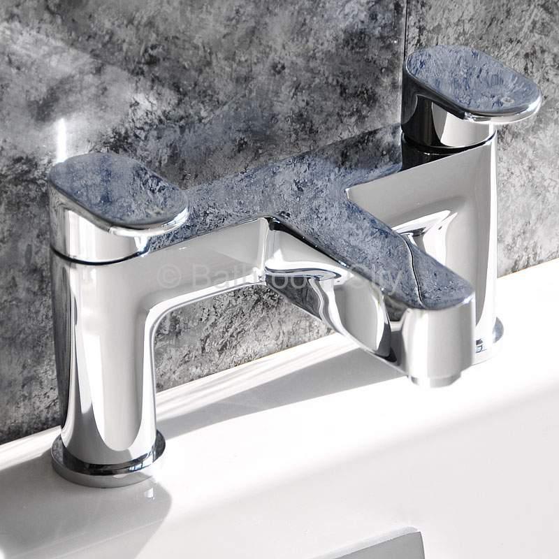 Centro Modern Bath Filler Tap