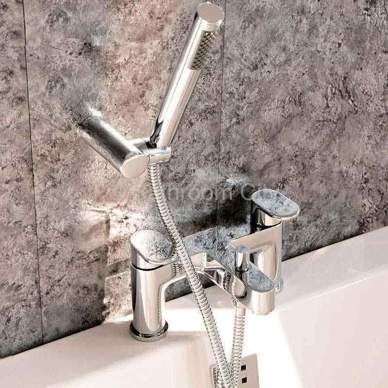 Centro Modern Bath Shower Mixer Tap