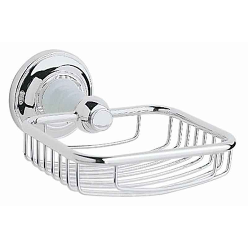 Clifton Soap Basket Chrome