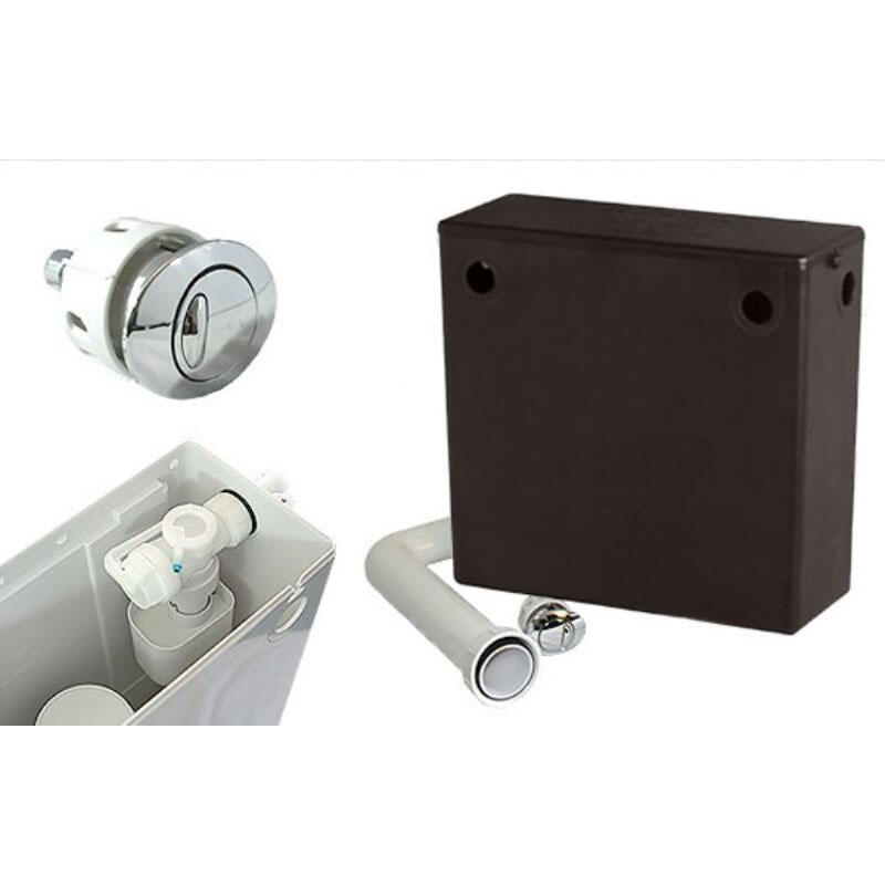 Universal Concealed Cistern for WC Unit