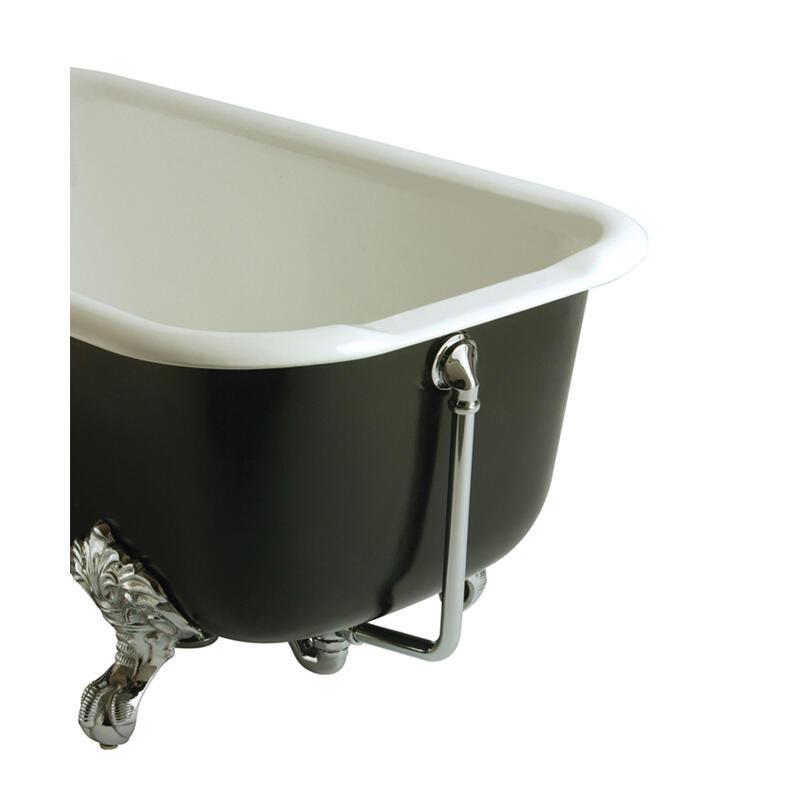 Bath Trap Vintage Gold for Cast Iron Bath