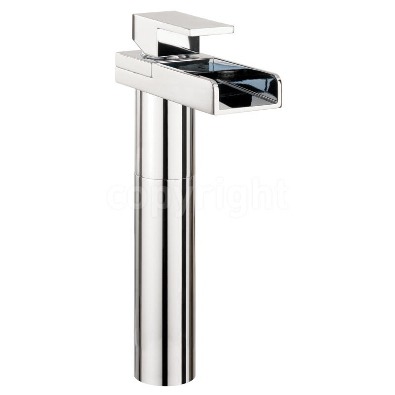 WATER SQ Basin Monobloc With Lights No Waste