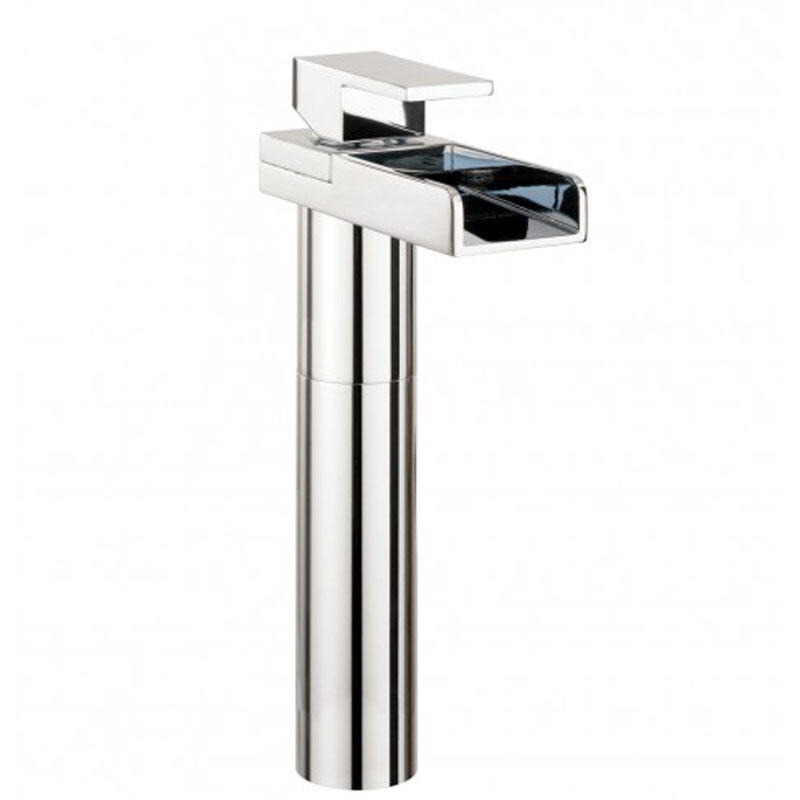 WATER SQ Basin Tall Monobloc With Lights No Waste