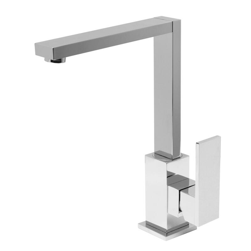 mono sink mixer single lever deck mounted