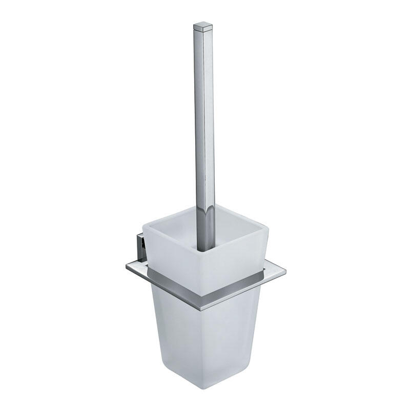 toilet brush and holder wall mounted
