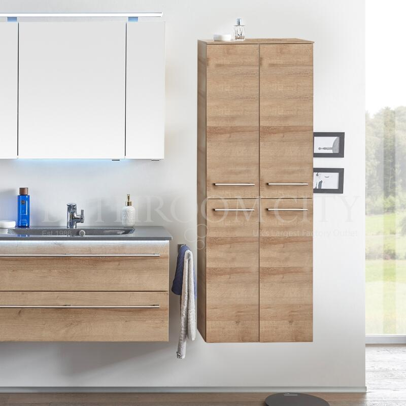 Solitaire 6025 Tall cabinet 4 doors 1680x600x170 PG1
