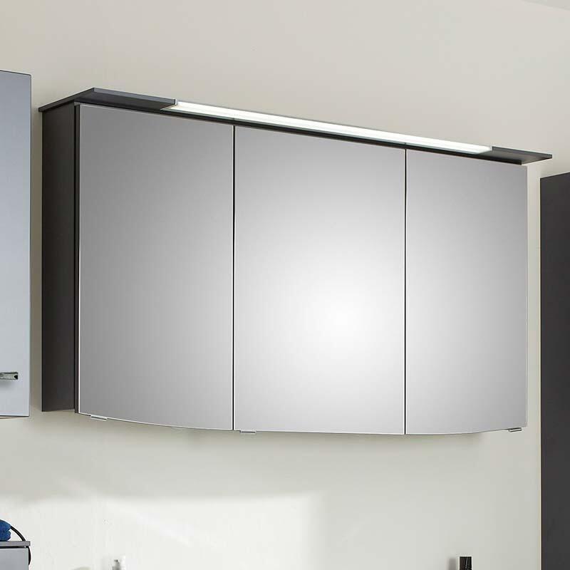 6001 Solitaire 1300 Mirror cabinet 715x1300x170