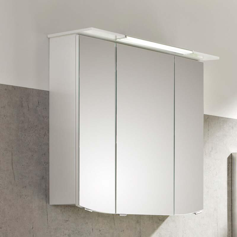6001 Solitaire 750 Mirror cabinet 715x750x170