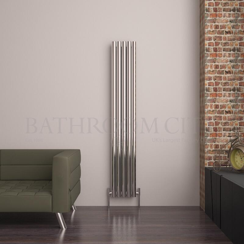Mistral 1800 x 320 Stainless Steel