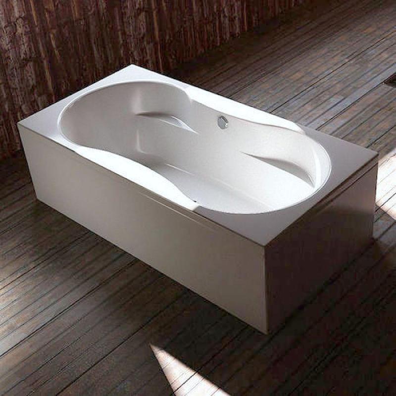 Mega Duo Bath: 1800 x 900mm