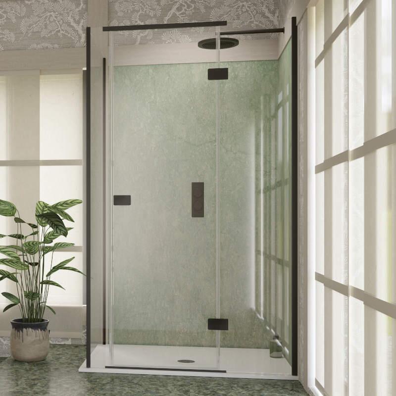 Illusion Shower Door - Left Hand Corner