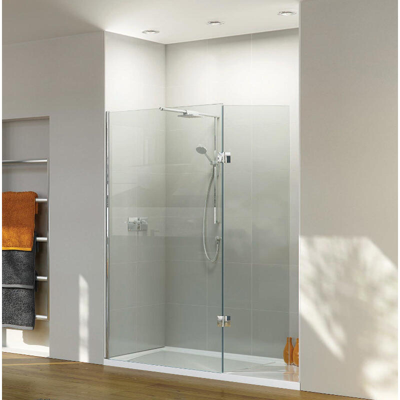 Boutique Walk In with Tray - Left Hand Enclosure