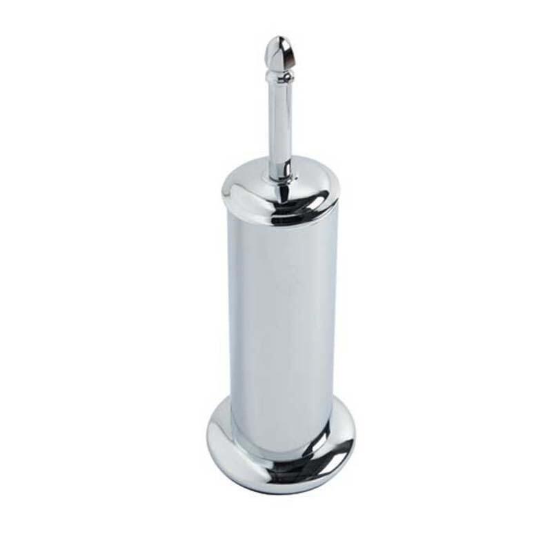 Astoria Free Standing Toilet Brush Chrome