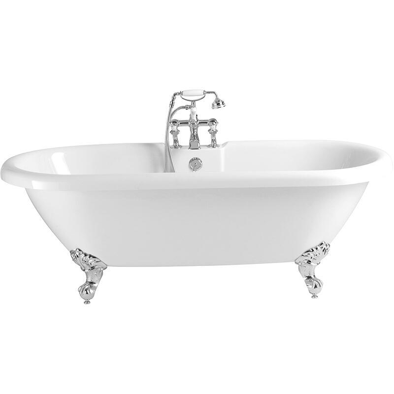 Baby Oban Freestanding Acrylic Bath D.End 1495x630mm