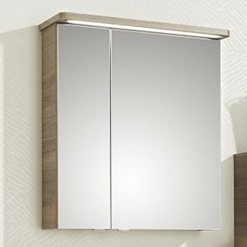 Balto Bathroom Mirror Medicine Cabinet 2 Doors Including Shaver