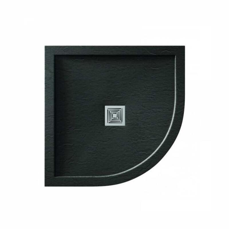 Slate Black Tray: 800mm