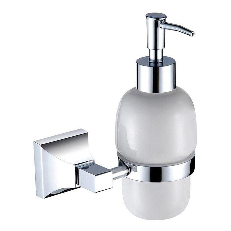 Chancery Soap Dispenser Chrome