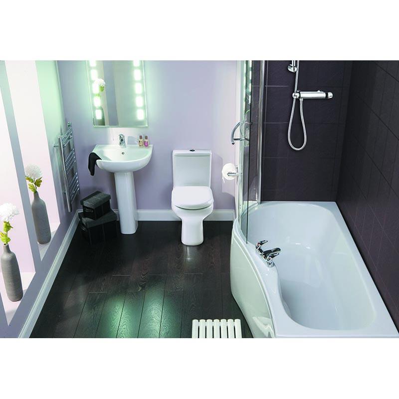 compact Shower Bath Suite 1500LH