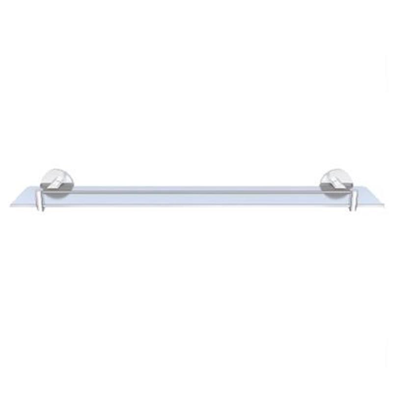 Continental Glass Shelf 600mm Long