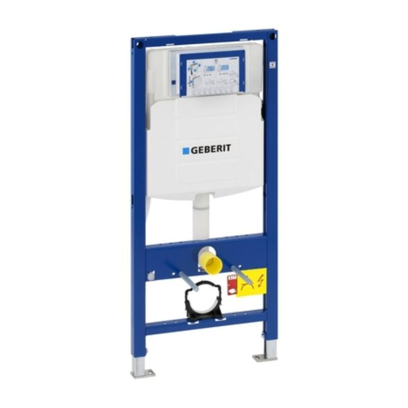 Duofix WC frame H112,Sigma cistern 12cm (UP320),