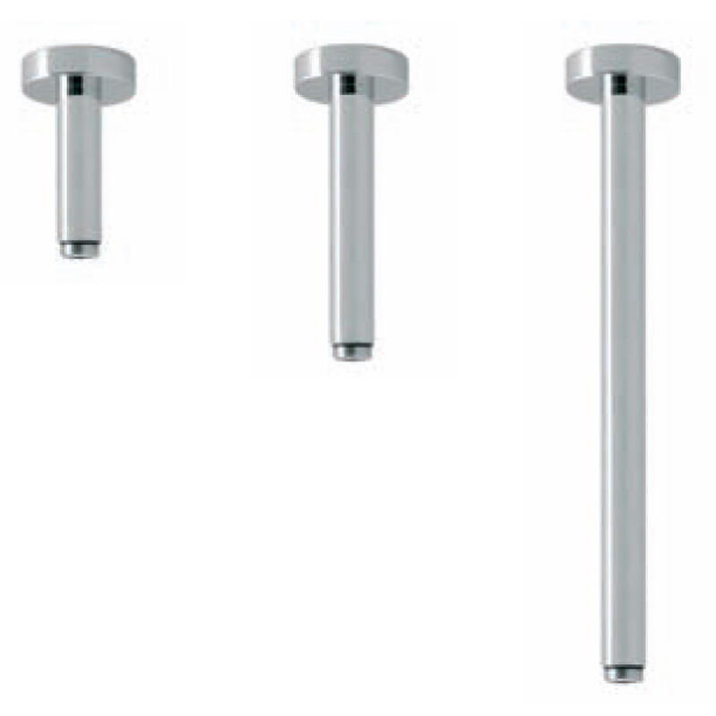 elements fixed head ceiling mounting arm 100mm (4)