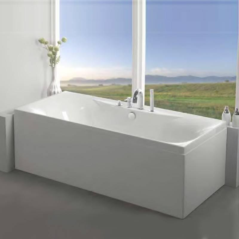 Equity 1700 x 750mm 5mm White