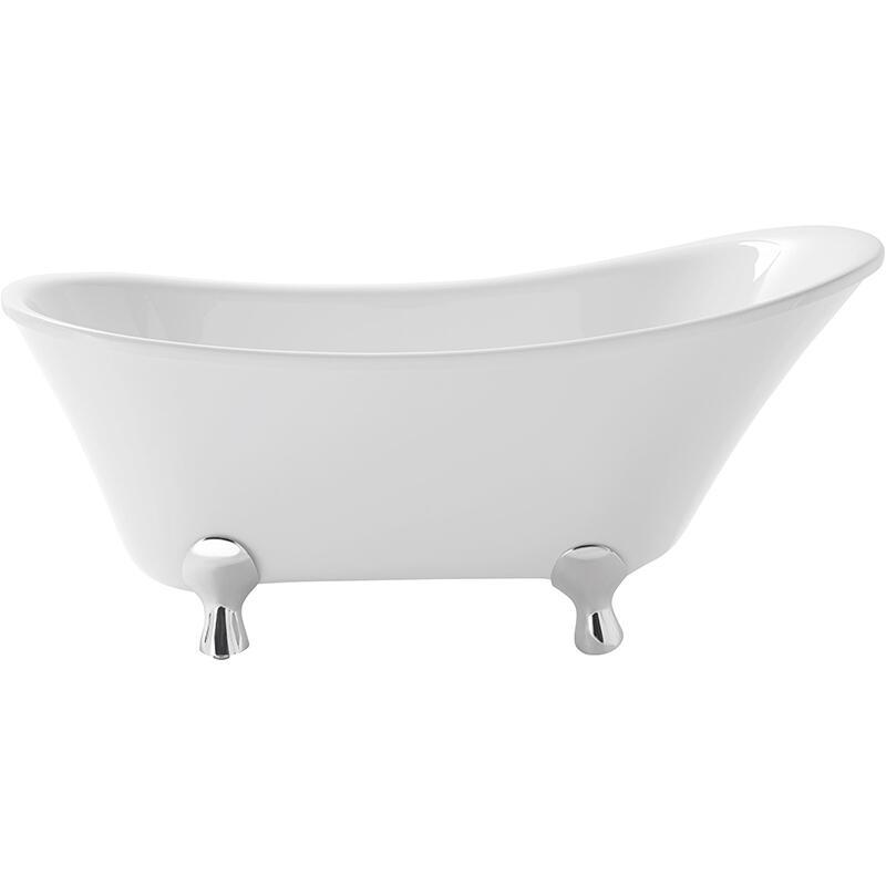 Grantham Acrylic Slipper Bath Freestanding
