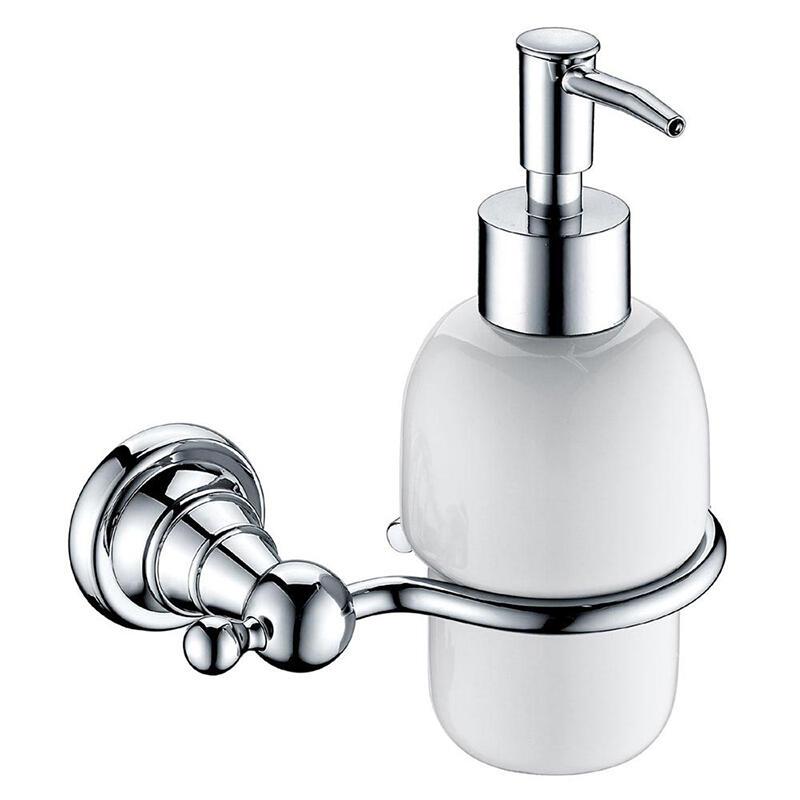 Holborn Soap Dispenser Chrome
