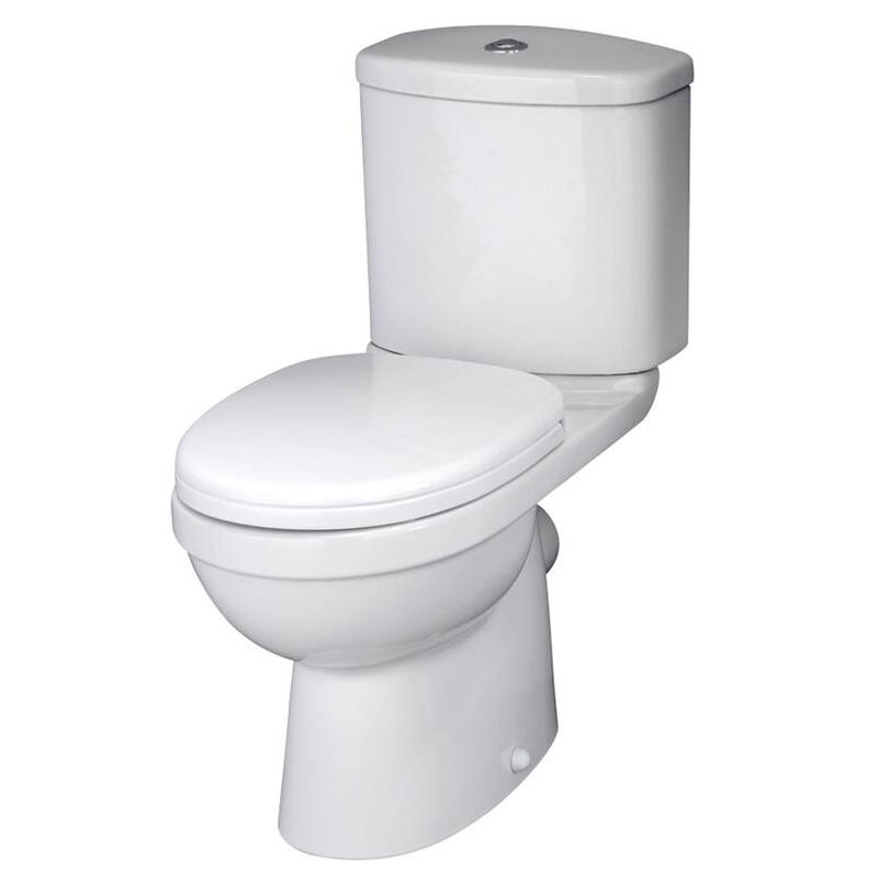 IVO PAN PACK, CISTERN PAN AND SOFT CLOSE SEAT