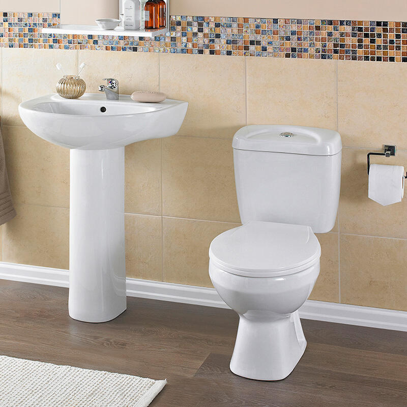 MELBOURNE 4 PIECE BATHROOM SET