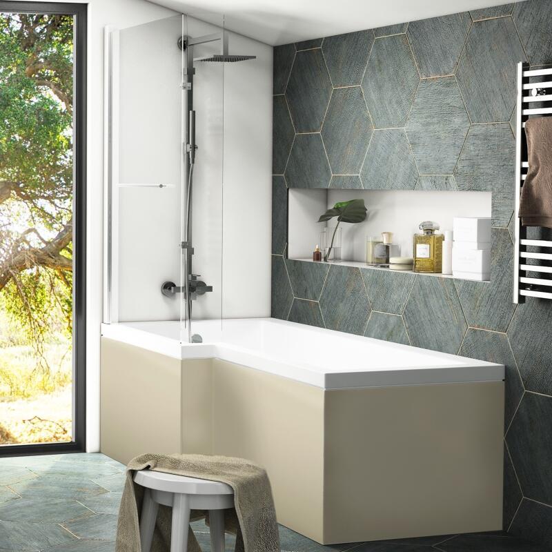 Pemberton Shower Bath
